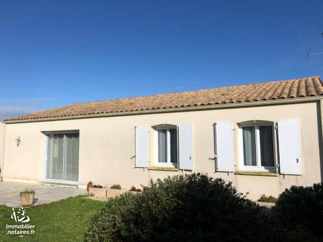 Vente - Maison - Courçon - 93.00m² - 4 pièces - Ref : CA 249