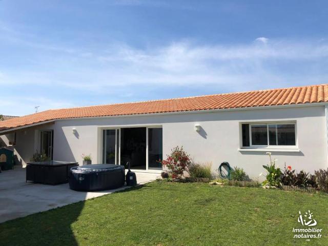 Vente - Maison - Esnandes - 125.00m² - 4 pièces - Ref : MW 254
