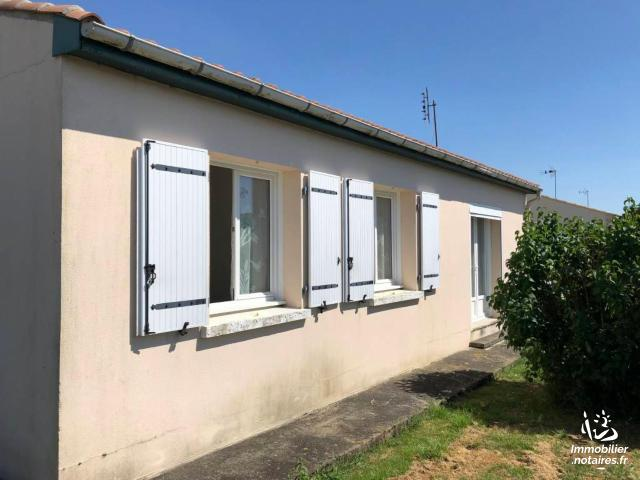 Vente - Maison - Marans - 78.00m² - 4 pièces - Ref : 253 CH