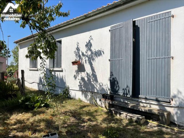 Vente - Maison - Marans - 95.0m² - 5 pièces - Ref : PO 298