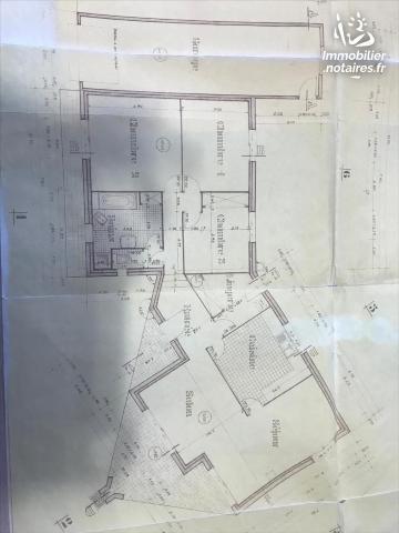 Vente - Maison - Rochefort - 109.00m² - 4 pièces - Ref : JA