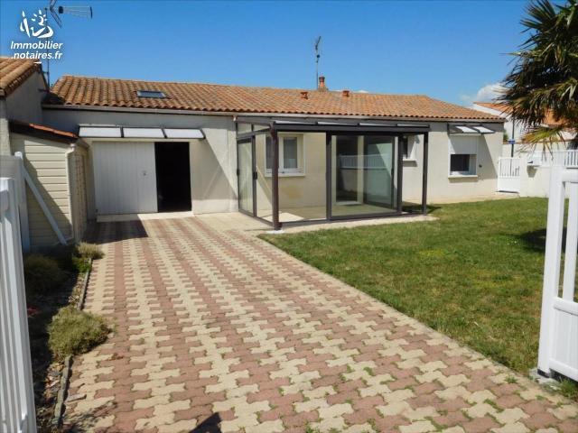 Vente - Maison - Nieul-sur-Mer - 128.00m² - 5 pièces - Ref : 28590