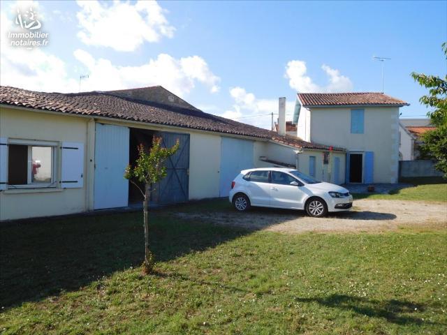 Vente - Maison - Pont-l'Abbé-d'Arnoult - 184.00m² - 6 pièces - Ref : 29039