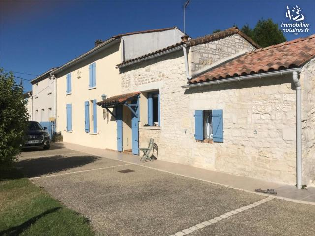 Viager - Maison - Sainte-Gemme - 106.00m² - 5 pièces - Ref : 27667