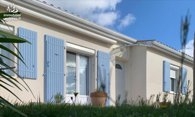 Vente - Maison - Meschers-sur-Gironde - 75.00m² - 3 pièces - Ref : 17106-488922