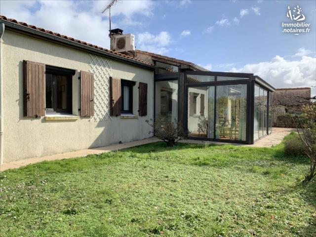 Vente - Maison - Saint-Sulpice-de-Royan - 117.00m² - 6 pièces - Ref : 17106-58761