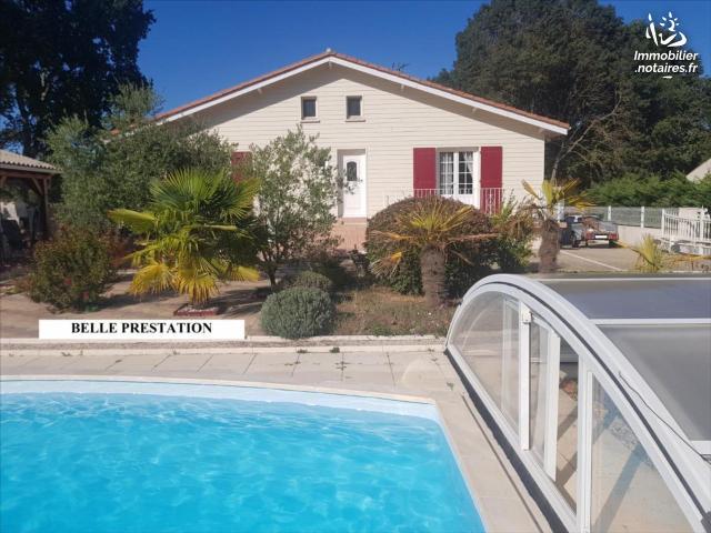 Vente - Maison - Saint-Georges-de-Didonne - 190.00m² - 8 pièces - Ref : 17106-143562