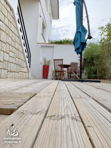 Vente - Maison - Royan - 97.00m² - 3 pièces - Ref : 17106-151589