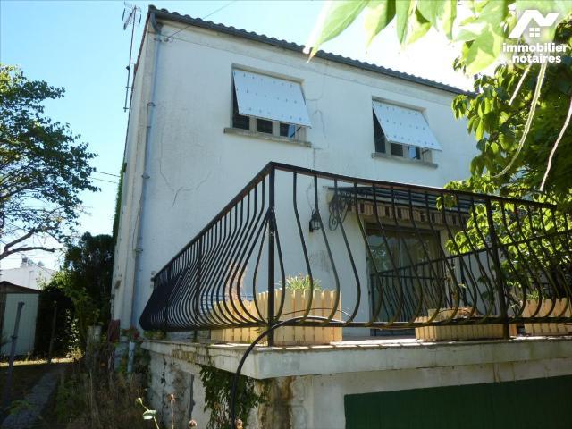 Vente - Maison - Jonzac - 110.0m² - 6 pièces - Ref : 1603