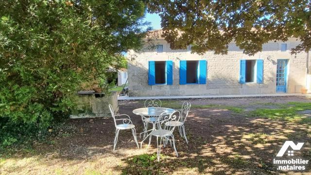 Vente - Maison - Montendre - 150.0m² - 8 pièces - Ref : 1609