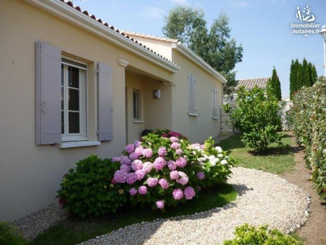 Vente - Maison - Saint-Ciers-du-Taillon - 127.00m² - 6 pièces - Ref : 1338