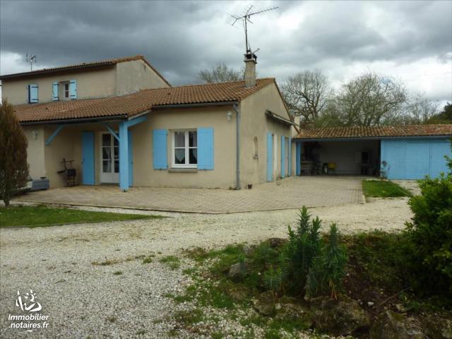 Vente - Maison - Bedenac - 225.00m² - 12 pièces - Ref : 1340