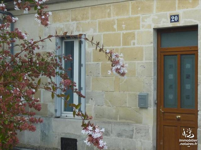 Vente - Maison - Jonzac - 60.00m² - 3 pièces - Ref : 1374