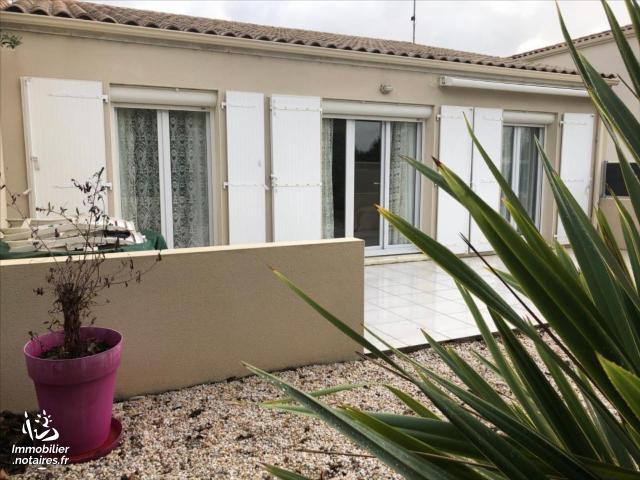 Vente - Maison - Rochelle - 80.00m² - 3 pièces - Ref : 17112-137