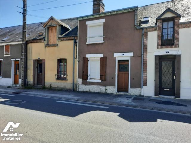 Vente - Maison - Aubigny-sur-Nère - 73.3m² - 3 pièces - Ref : 18050-925618