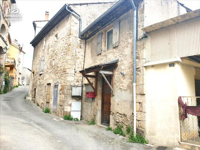 Vente - Maison - Lyas - 133.0m² - 6 pièces - Ref : 01072021
