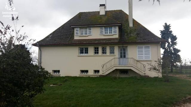 Vente - Maison / villa - LA NOE POULAIN - 150 m² - 6 pièces - 27065-322122