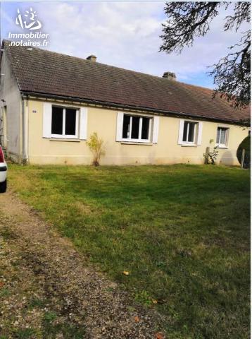 Location - Maison - Ferté-Vidame - 80.00m² - 6 pièces - Ref : 28077-348512