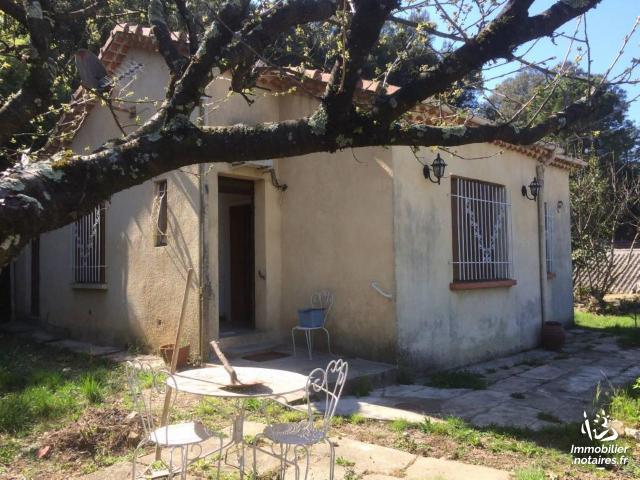 Vente - Maison - Salles-du-Gardon - 56.00m² - 4 pièces - Ref : 30041-30
