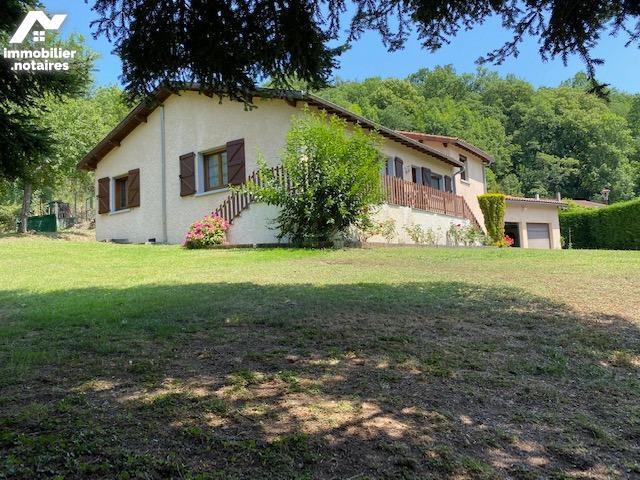 Vente - Maison - Mauléon-Barousse - 127.0m² - 5 pièces - Ref : LL129