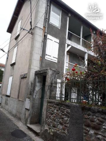 Vente - Maison - Montréjeau - 110.00m² - 8 pièces - Ref : PS066