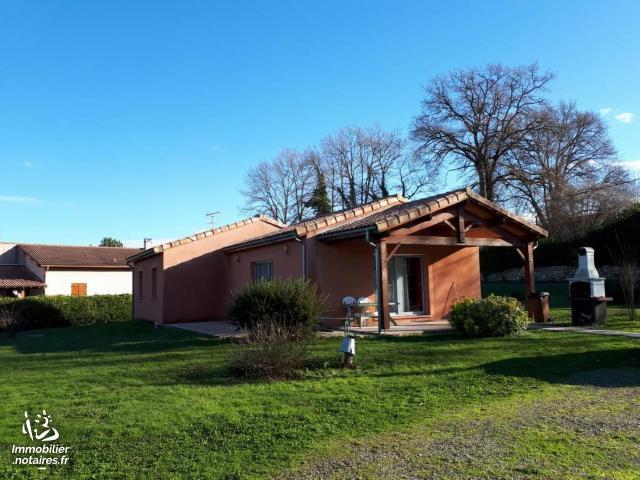 Vente - Maison - Labarthe-Rivière - 96.00m² - 3 pièces - Ref : PS080