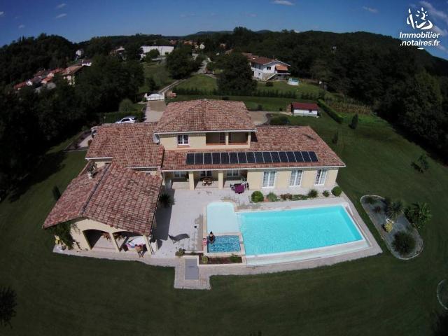 Vente - Maison - Salies-du-Salat - 247.00m² - 6 pièces - Ref : 31062-64