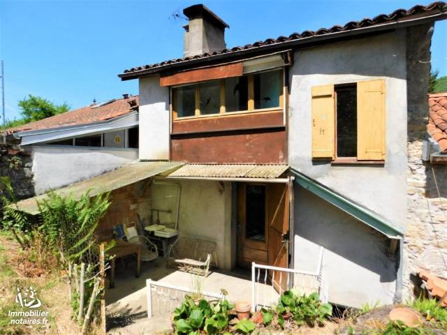 Vente - Maison - Arbas - 63.00m² - 3 pièces - Ref : 31062-85