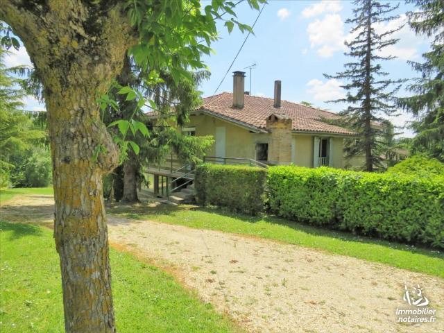 Vente - Maison - Vic-Fezensac - 147.00m² - 6 pièces - Ref : 32010-43