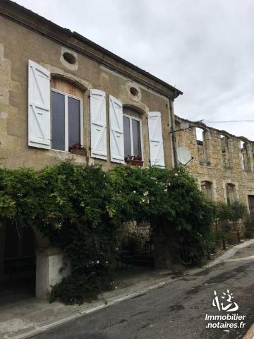 Vente - Maison - Saint-Puy - 105.00m² - 3 pièces - Ref : 32014-376731