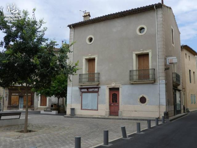 Vente - Maison - Saint-Thibéry - 130.00m² - 5 pièces - Ref : DD-24