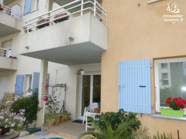Vente - Appartement - Narbonne - 44.00m² - 2 pièces - Ref : DD-282810