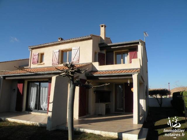 Vente - Maison - Saint-Thibéry - 118.00m² - 4 pièces - Ref : DD-287159