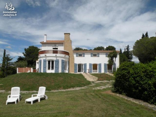 Vente - Maison - Marseillan - 198.00m² - 8 pièces - Ref : NC 32-334663