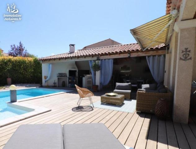 Vente - Maison - Montblanc - 155.00m² - 5 pièces - Ref : NC 90