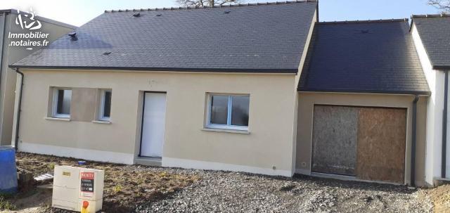 Location - Maison - Lécousse - 78.36m² - 4 pièces - Ref : 35034-380822