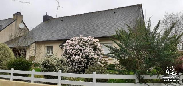 Location - Maison - Fougères - 81.00m² - 4 pièces - Ref : 35034-381870