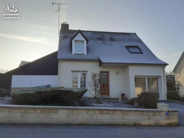 Vente - Maison - Fougères - 76.00m² - 5 pièces - Ref : 35034-377871