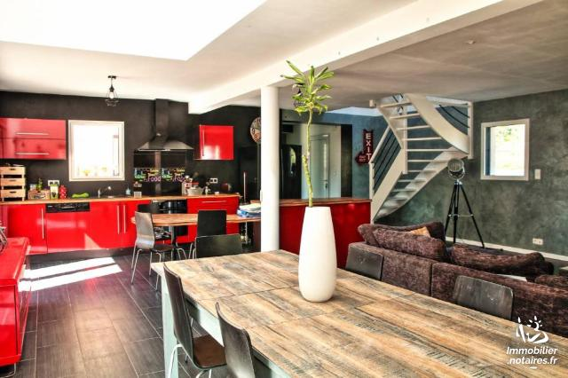 Vente - Maison - Lieuron - 146.00m² - 5 pièces - Ref : 35077-373199