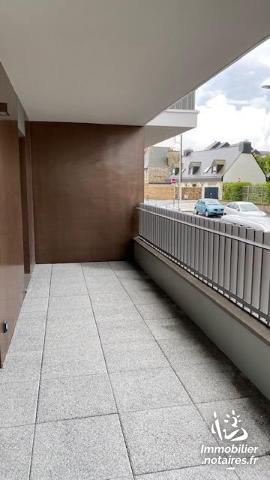 Location - Appartement - Saint-Malo - 47.00m² - 2 pièces - Ref : 35084-586240