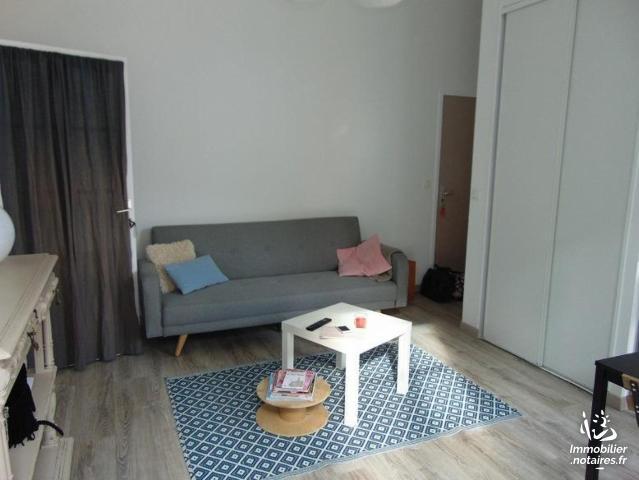 Location - Appartement - Saint-Malo - 32.00m² - 2 pièces - Ref : 35084-88549