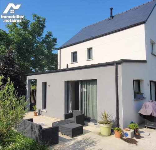 Vente - Maison - Dinard - 136.0m² - 5 pièces - Ref : 10057