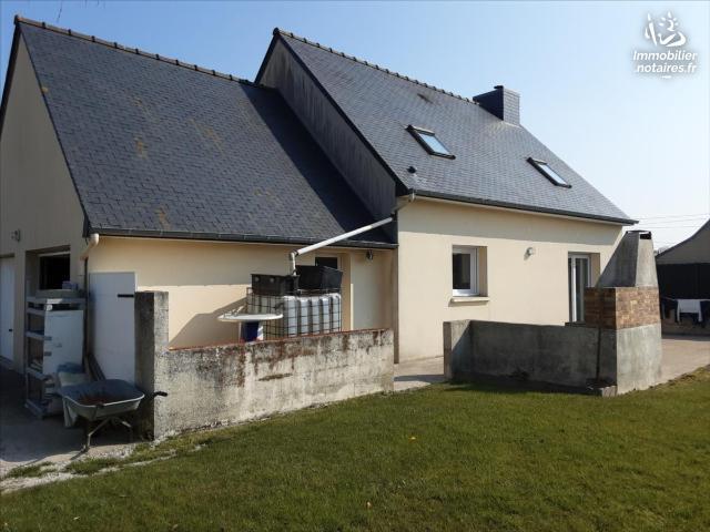 Vente - Maison - Lillemer - 124.0m² - 5 pièces - Ref : 35130-910809