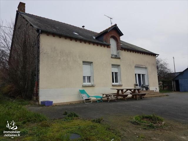 Vente - Maison - Taillis - 101.00m² - 4 pièces - Ref : 35131-289516