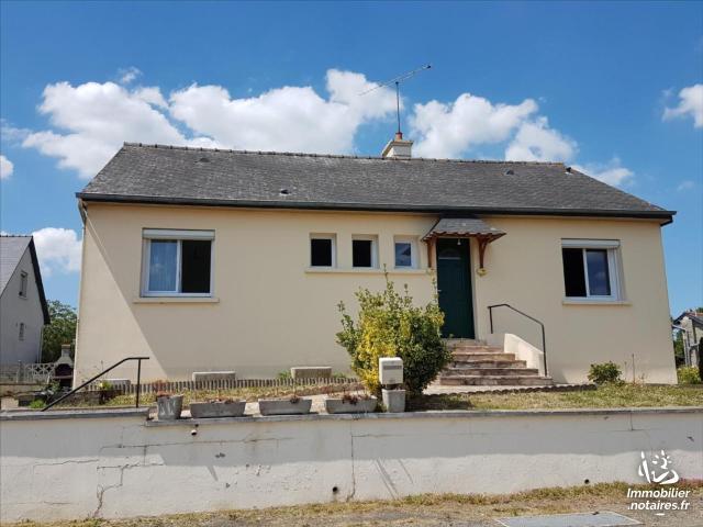 Vente - Maison - Mecé - 85.00m² - 4 pièces - Ref : 35131-86355