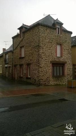 Vente - Maison / villa - ARGENTRE DU PLESSIS - 95 m² - 5 pièces - M2236