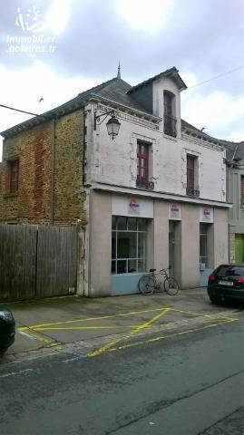 Vente - Maison / villa - LA GUERCHE DE BRETAGNE - 160 m² - 7 pièces - M2276