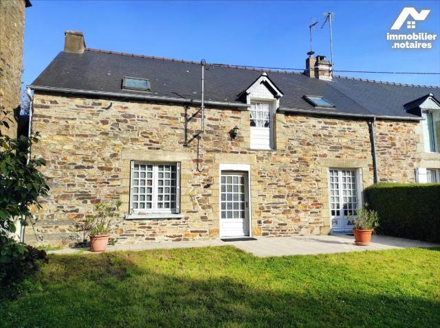 Vente - Maison - Bains-sur-Oust - 63.0m² - 3 pièces - Ref : 143/1219NR