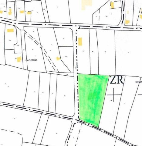 Vente - Terrain - PEILLAC - 11350 m² - 143/466NA
