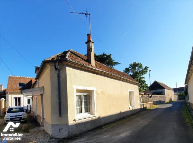 Vente - Maison - Chabris - 57.0m² - 2 pièces - Ref : 021/1360